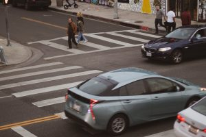 Pedestrian Crashes on the Rise in Texas
